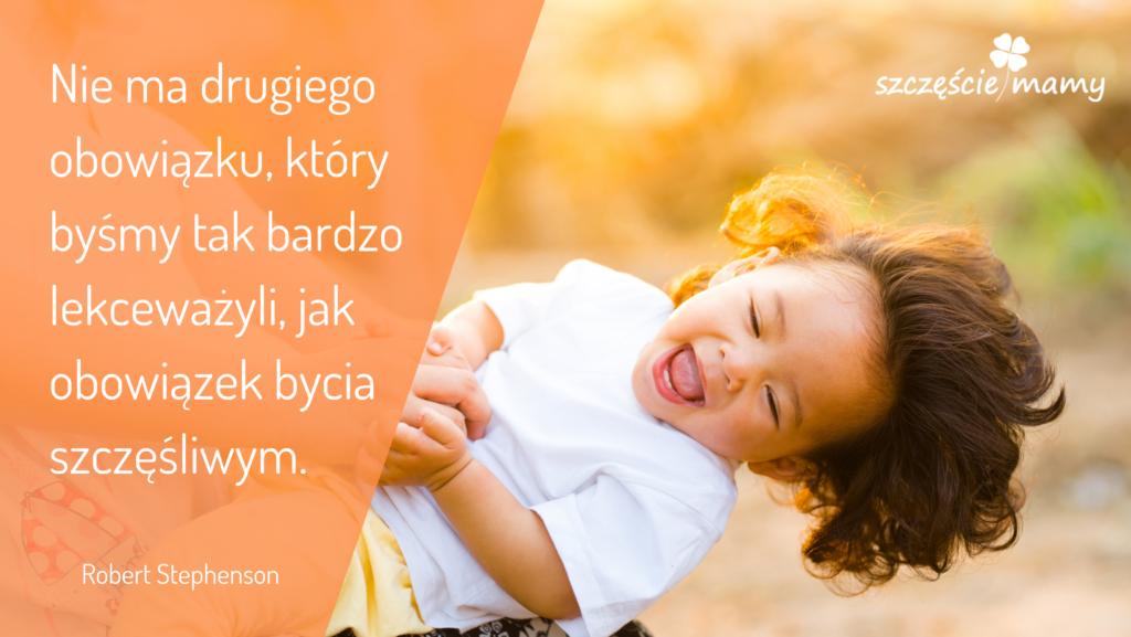 Czy dbamy o nasze szczęście?